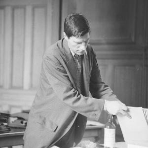 Alexander Trocchi 1962